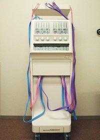中周波多目的治療器の写真
